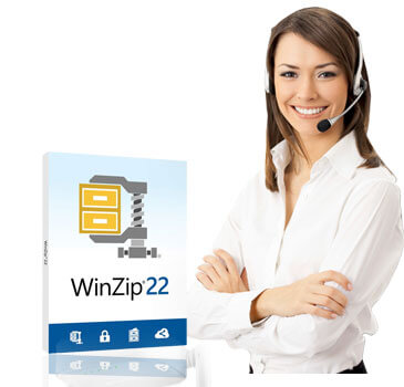 WinZip support