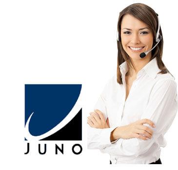 juno customer services