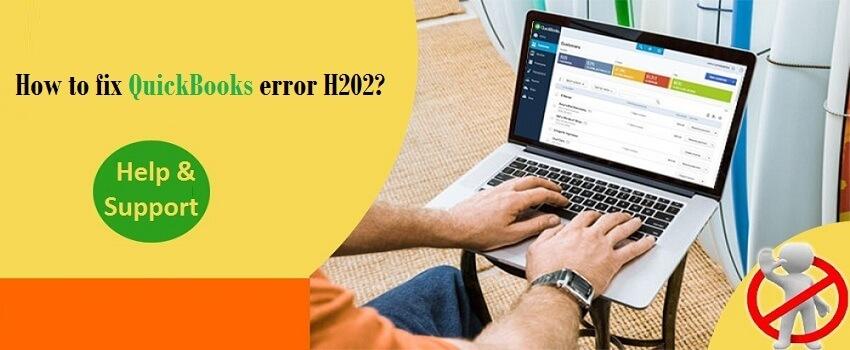 Quickbooks error code H202