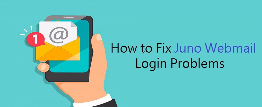 Juno Email Login Problems