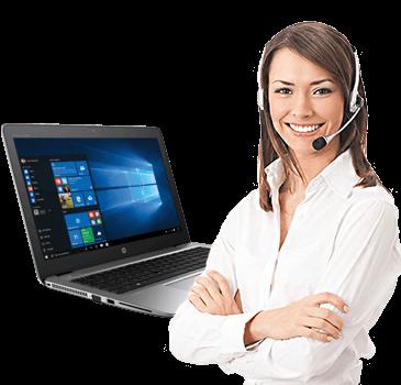 hp laptop customer care